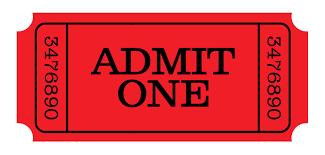Admission per person